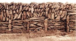 Inis Meain Wall