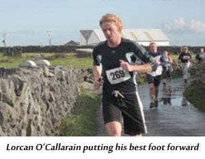 Loran O'callarain